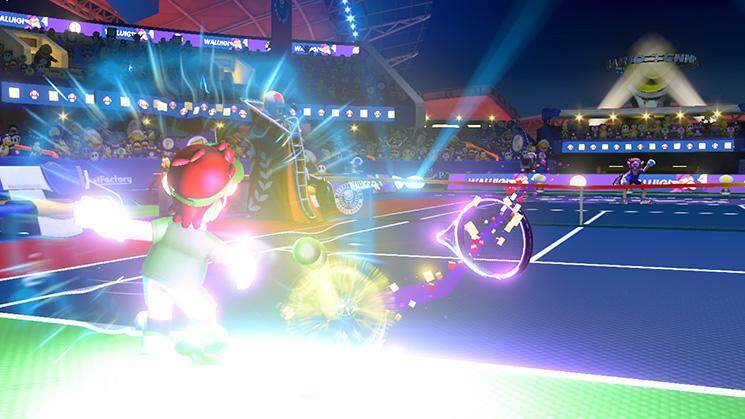 (Switch) Mario Tennis Aces (US/ENG)