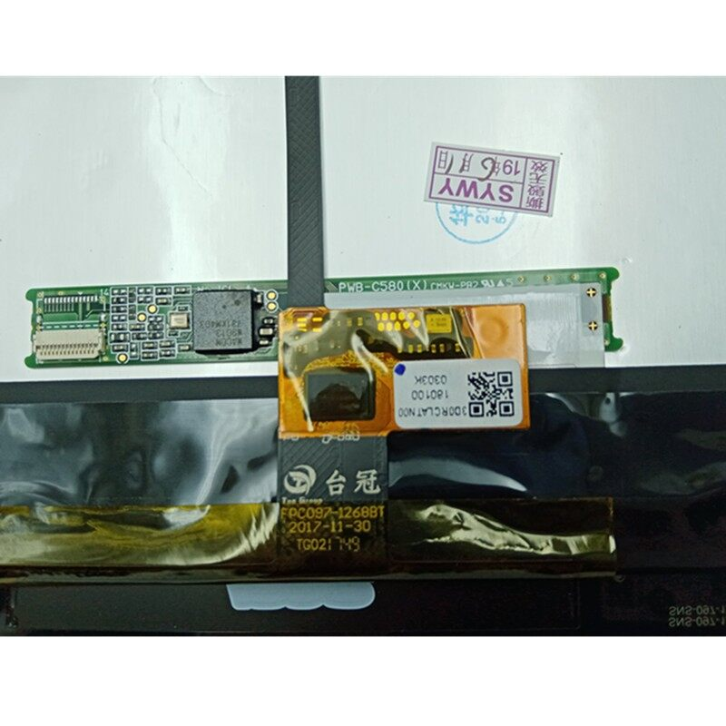 For 9.7 Acer Chromebook Tab 10 LCD Display and Touch Screen Digitizer Assembly