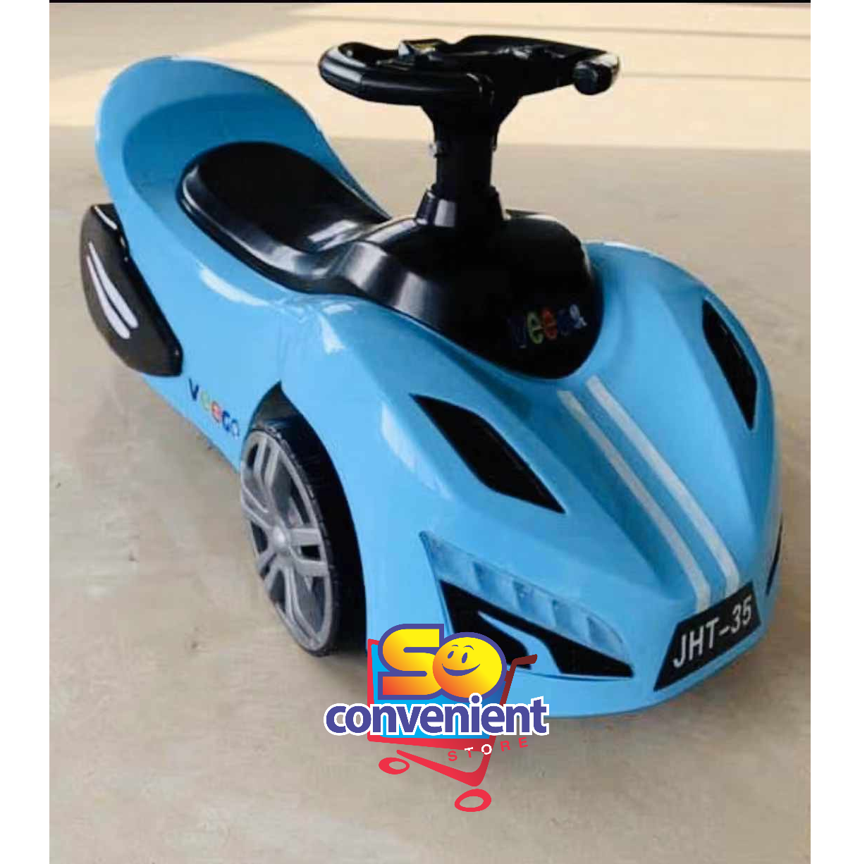 Veego Cool Push Car 301-A