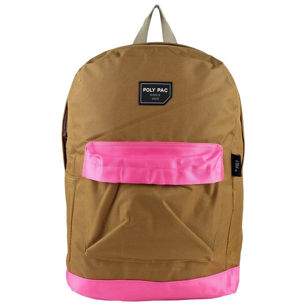 Poly-Pac Korean Casual Backpack school bag