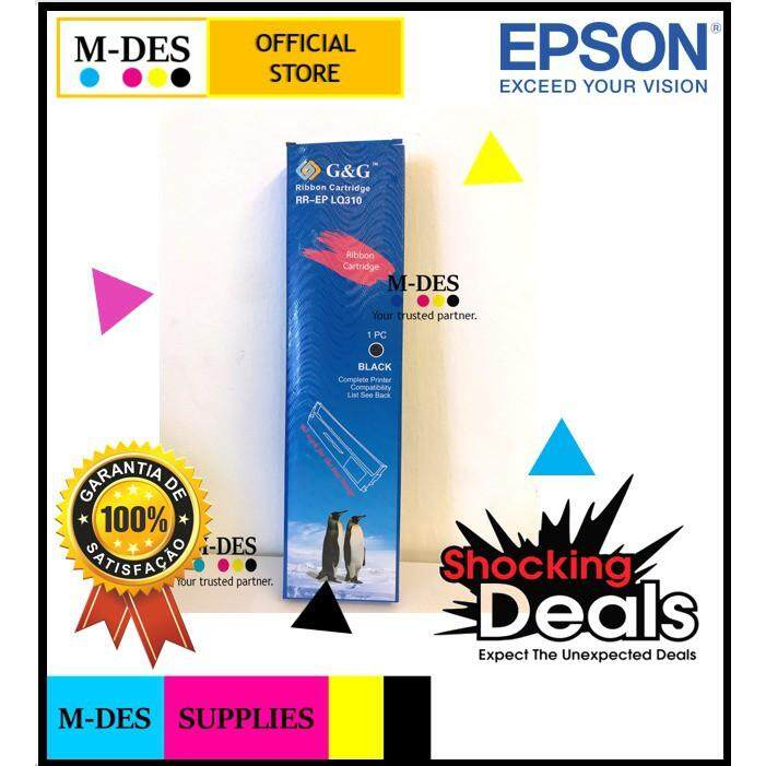 Epson LQ590 Ribbon (EPS SO15589) x10pcs