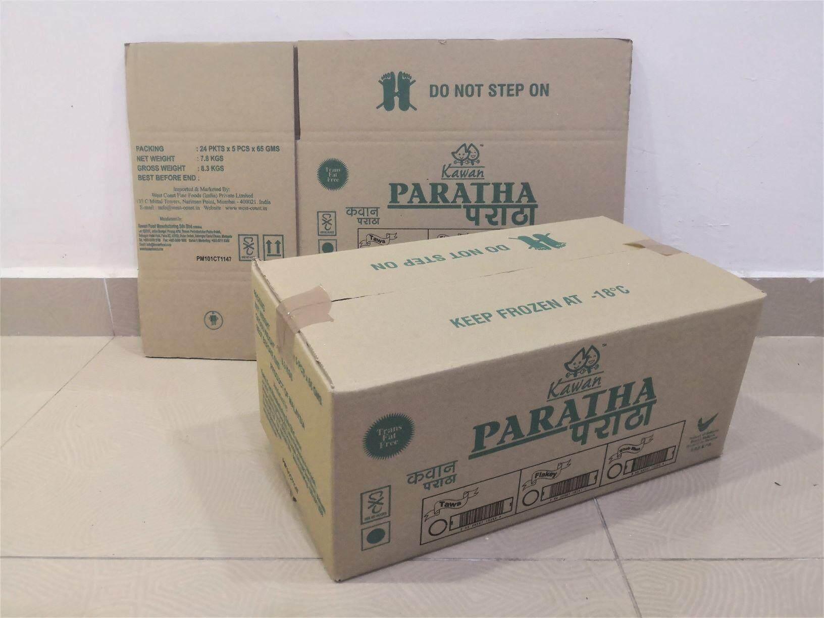 3pcs Printed Carton Boxes (L407 X W218 X H180mm)