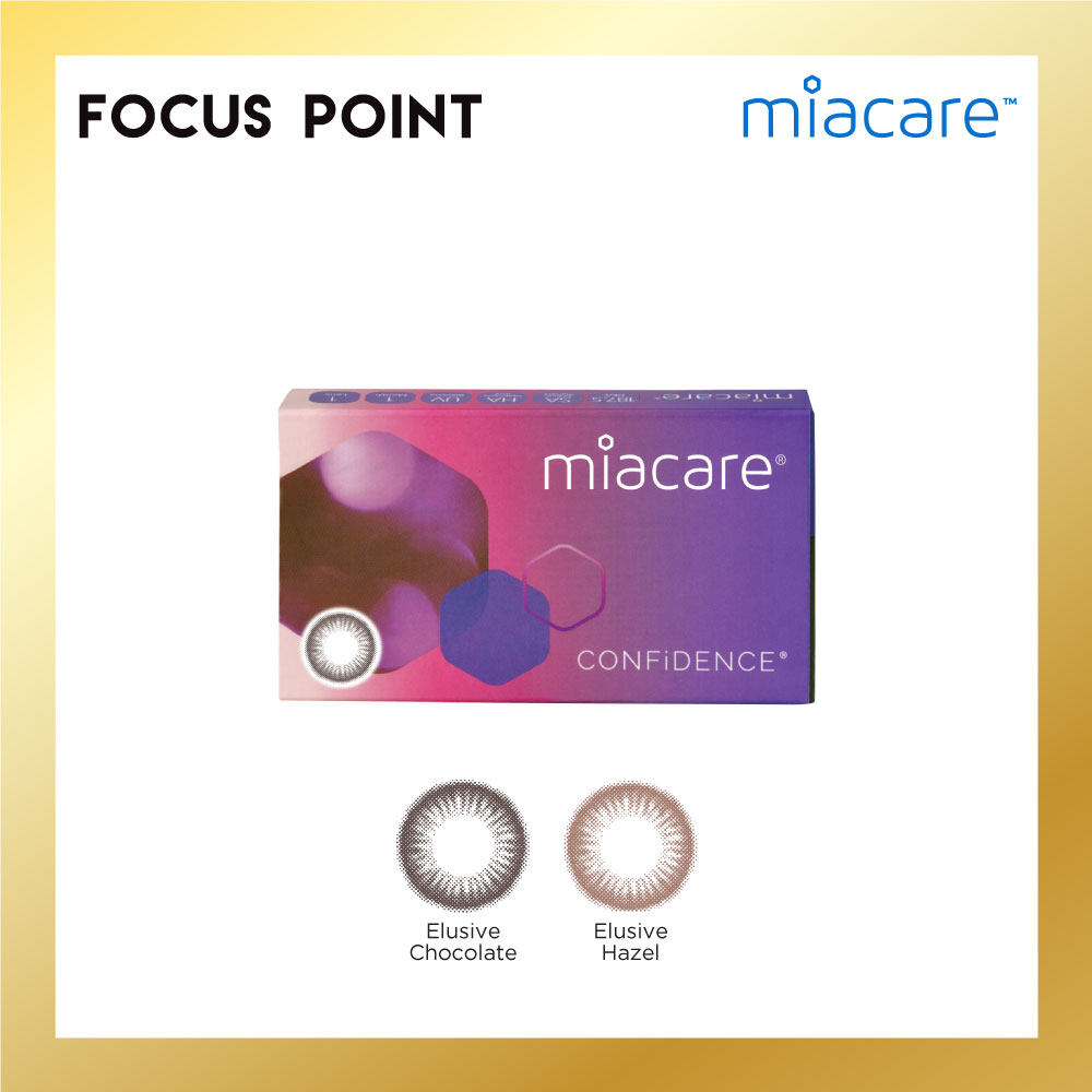 Miacare Confidence Chic Elusive Color Monthly (1 PC)
