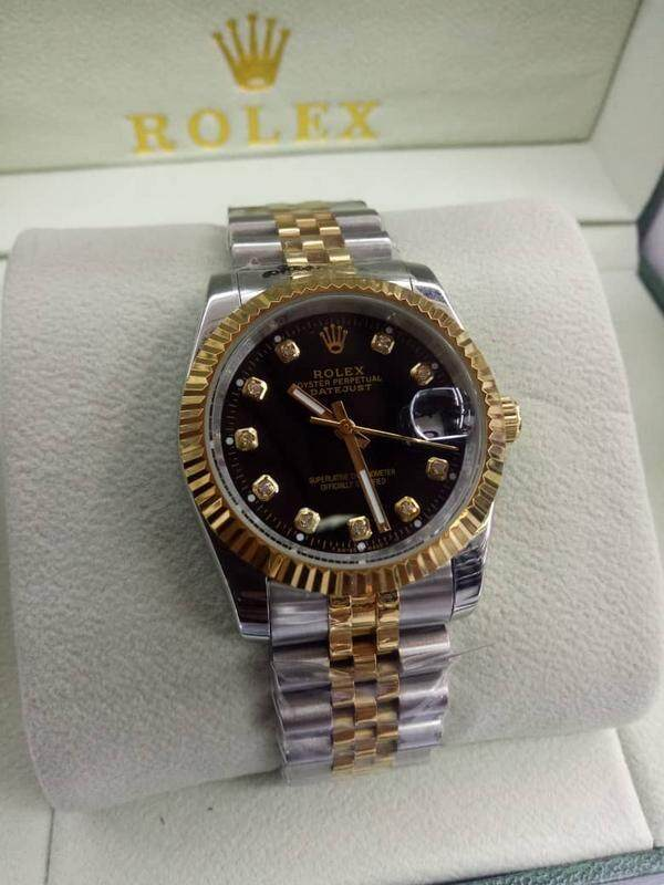 ROLEX_AUTOMATIC DATE JUST FOR WOMEN WATCH