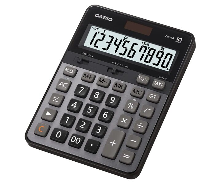 Casio Heavy Duty Calculator DS-1B (10 digits display)