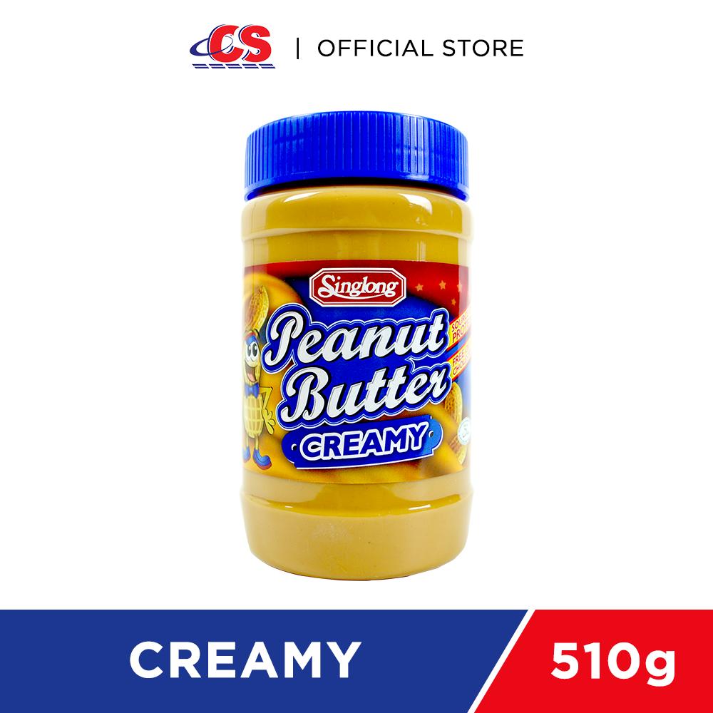 SING LONG Peanut Butter Creamy 510g