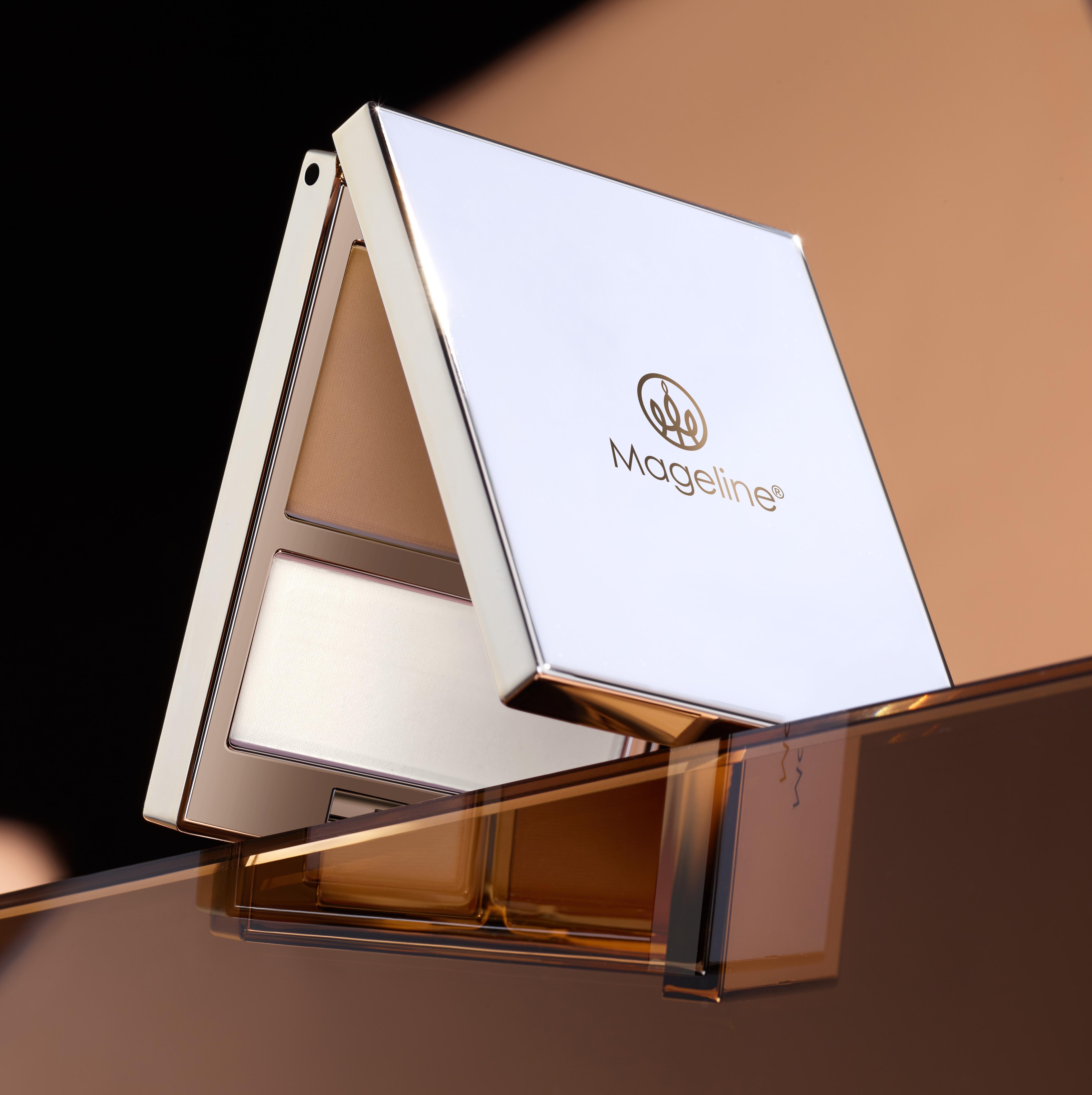 Mageline Highlight & Contour Dual Palette