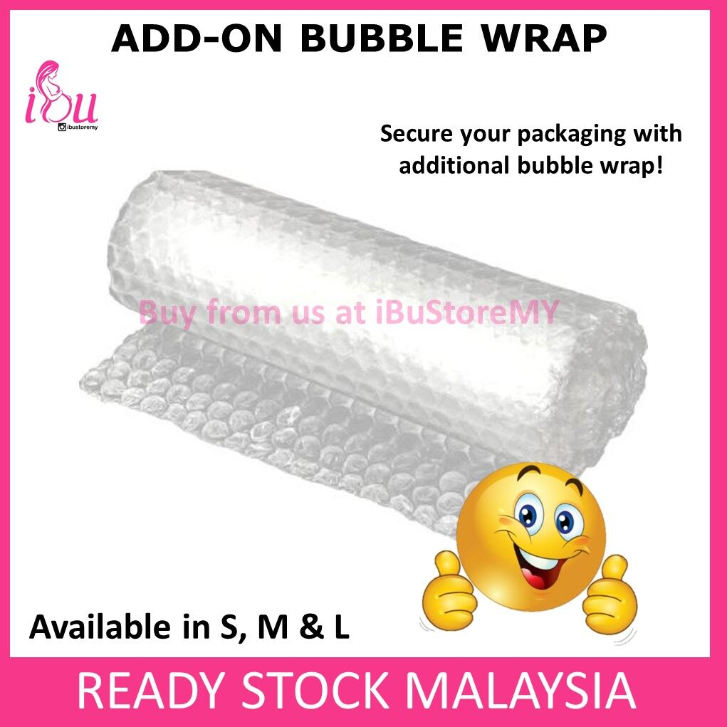 Additional Bubble Wrap Service
