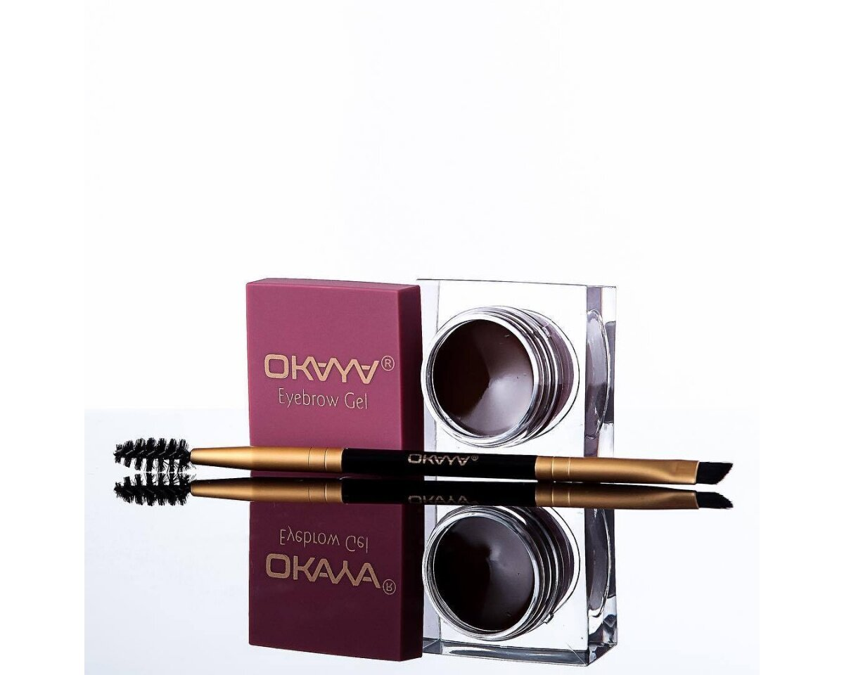 OKAYA EYEBROW GEL (01)