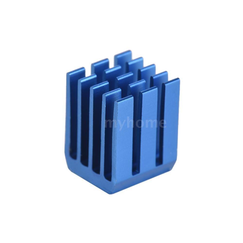 Printers & Projectors - Super Silent MKS TMC2100 Stepper Motor Driver Module Mute Drive with Heat Sink for 3D Printer - BLUE