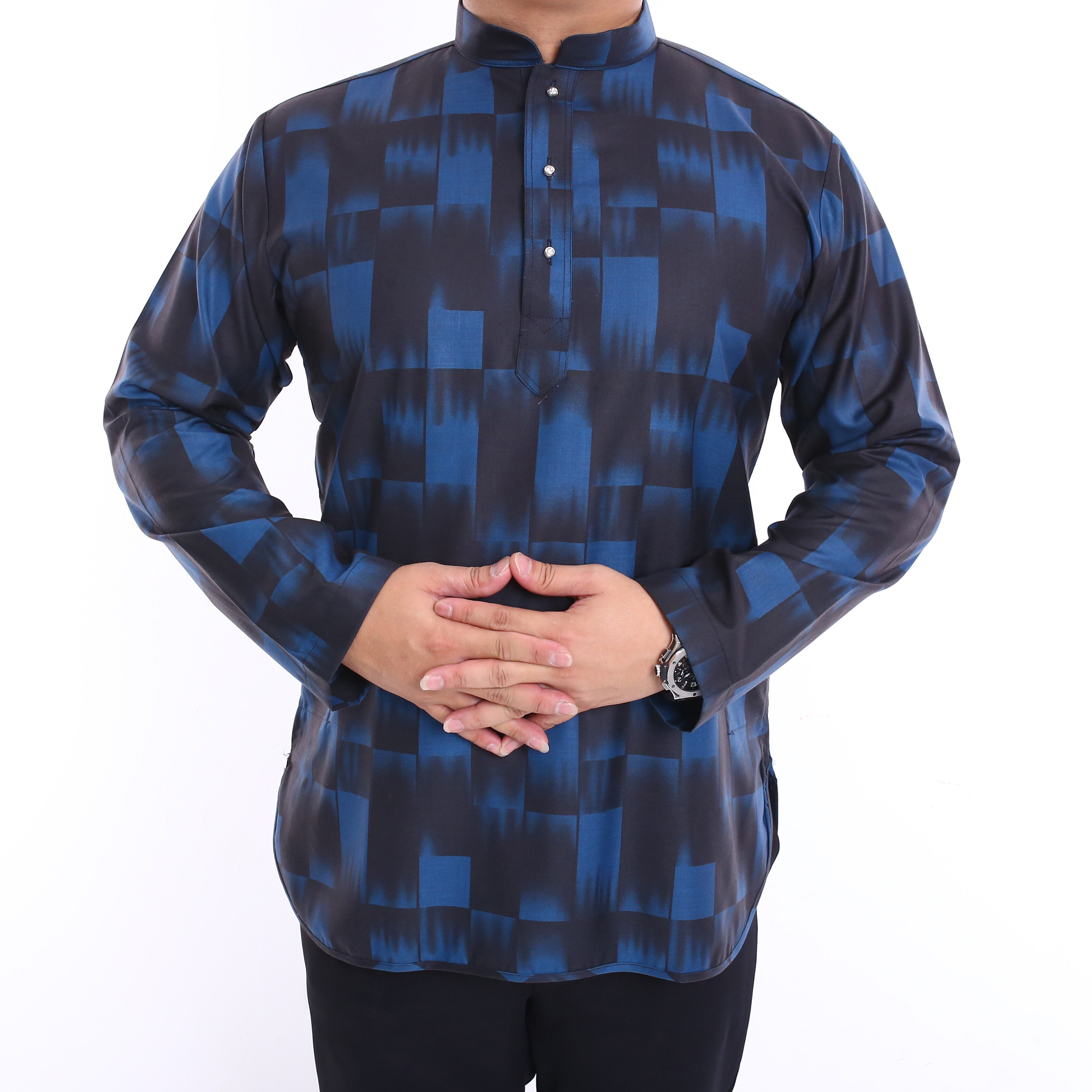 BAJU KURTA SHIRT LONG SLEEVE - SLIM FIT 2020 HOT SELLING { LIMITED EDITION }by Brand A MANK