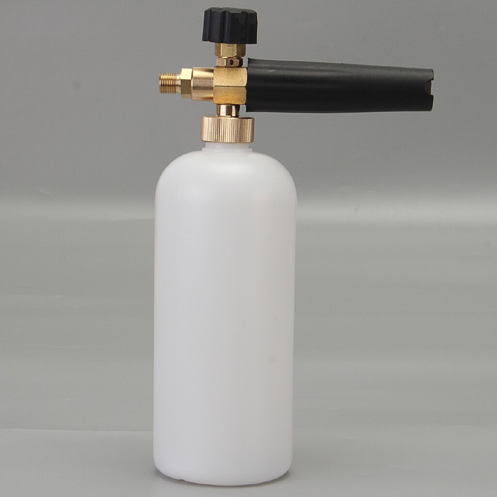 Wash & Wax - 1L Car Washer Pressure Foam Lance Spray Bottle High Quality Sprayer UK - Car Care