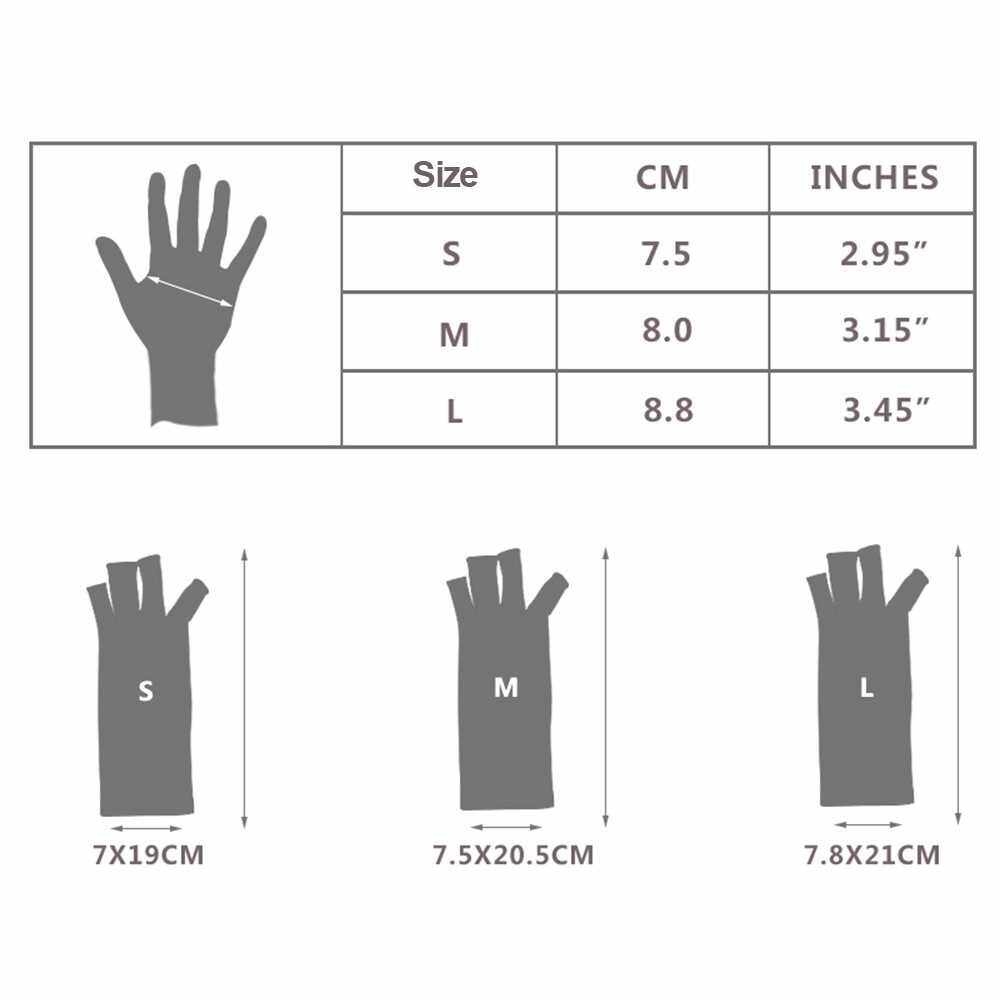 Compression Therapy Glove Wrist Support Brace Anti-Arthritis Rheumatold Health Hand Pain Relief Sleeve Gloves Black S (Bs)