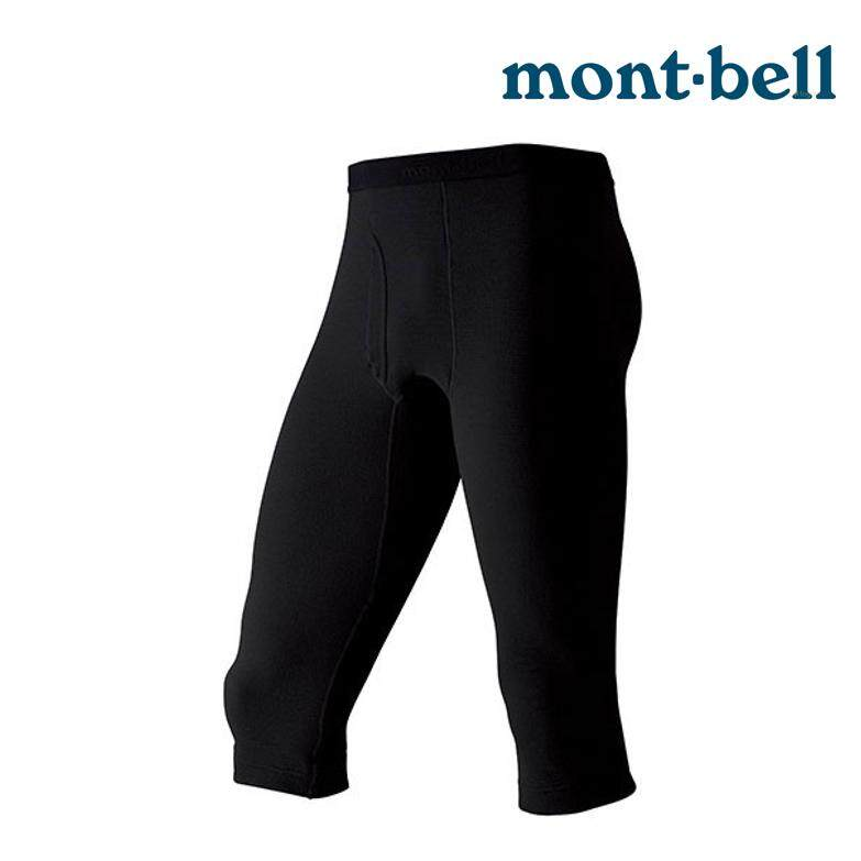 Montbell ZEO-LINE Light Weight KNEE-LENGTH TIGHTS Men's
