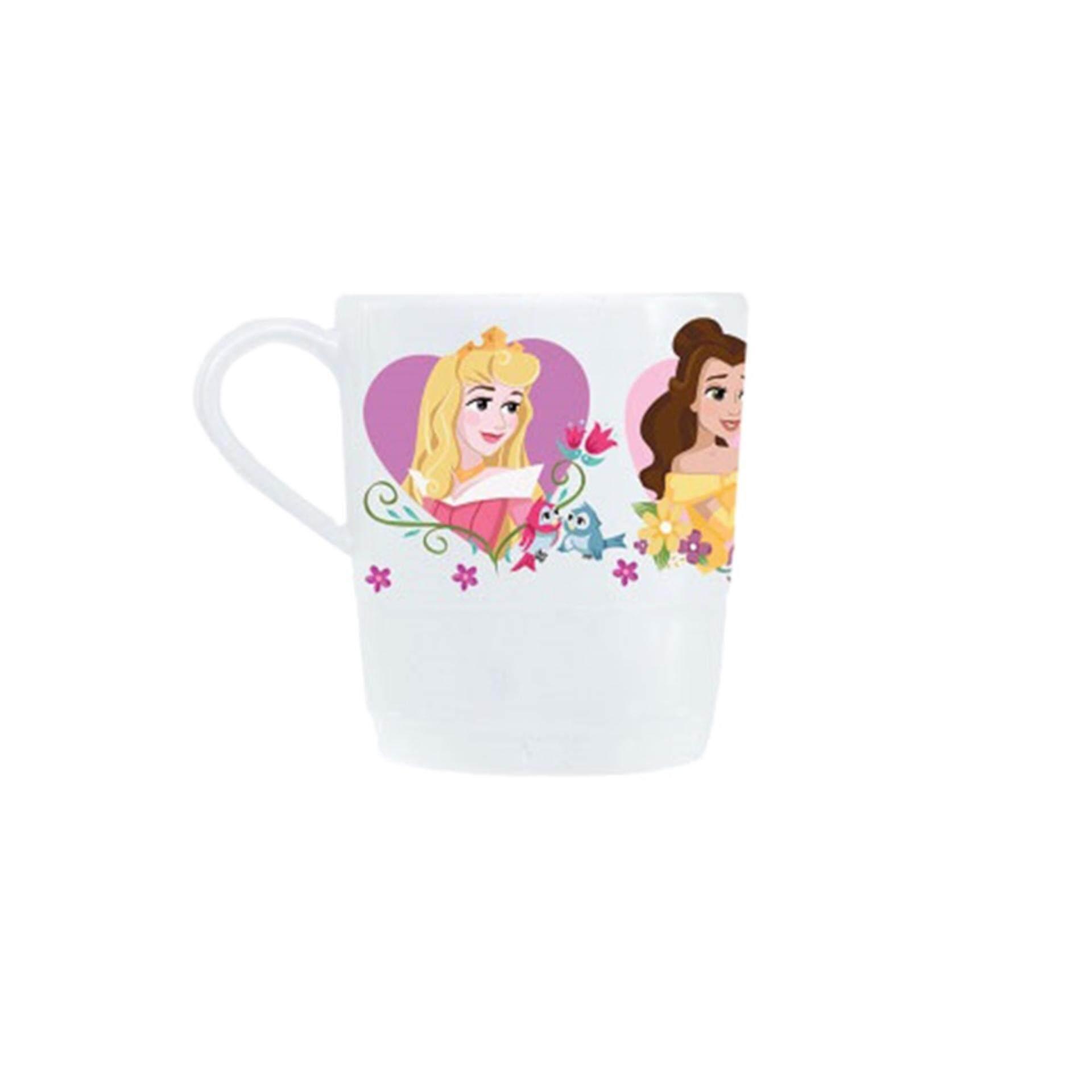 Disney Princess 3 Inches Melamine Stacking Mug - Multicolour
