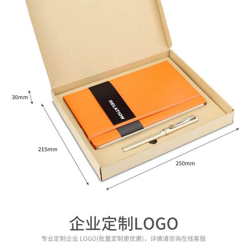 [Ready Stock] Bussiness Stylish Luxury Portable Business Multipurpose Notebook Diary Book Notepad Reminder With Pen In One Box Soft Leather Cover With Strap Size A5 or A6 Perfect Gift For Friends And Family