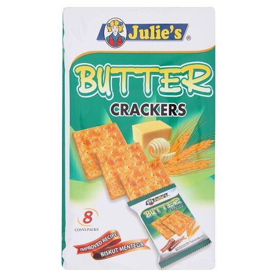 JULIE'S BUTTER CRACKERS 200G