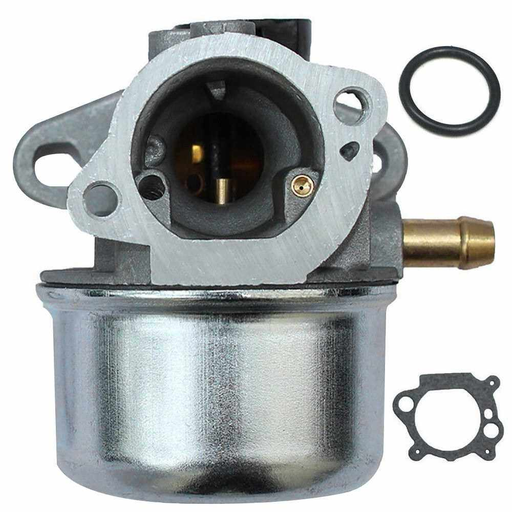 Carburetor with Gasket Fit for BRIGGS & STRATTON 799868 498254 497347 497314 498170 694202 Engine Replacement Motor Generator Mower (Standard)