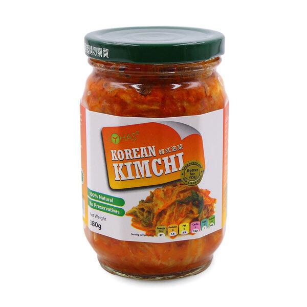 Lohas Korean Kimchi 380G - Twin Pack