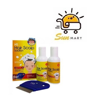 HAIR & SCALP SOLUTION (50ML)