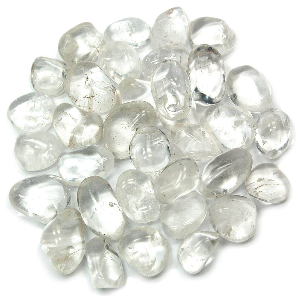Natural Clear Quartz Crystal/ Mineral Crystal/ Crystal Stone/ Healing Material Crafts (M)