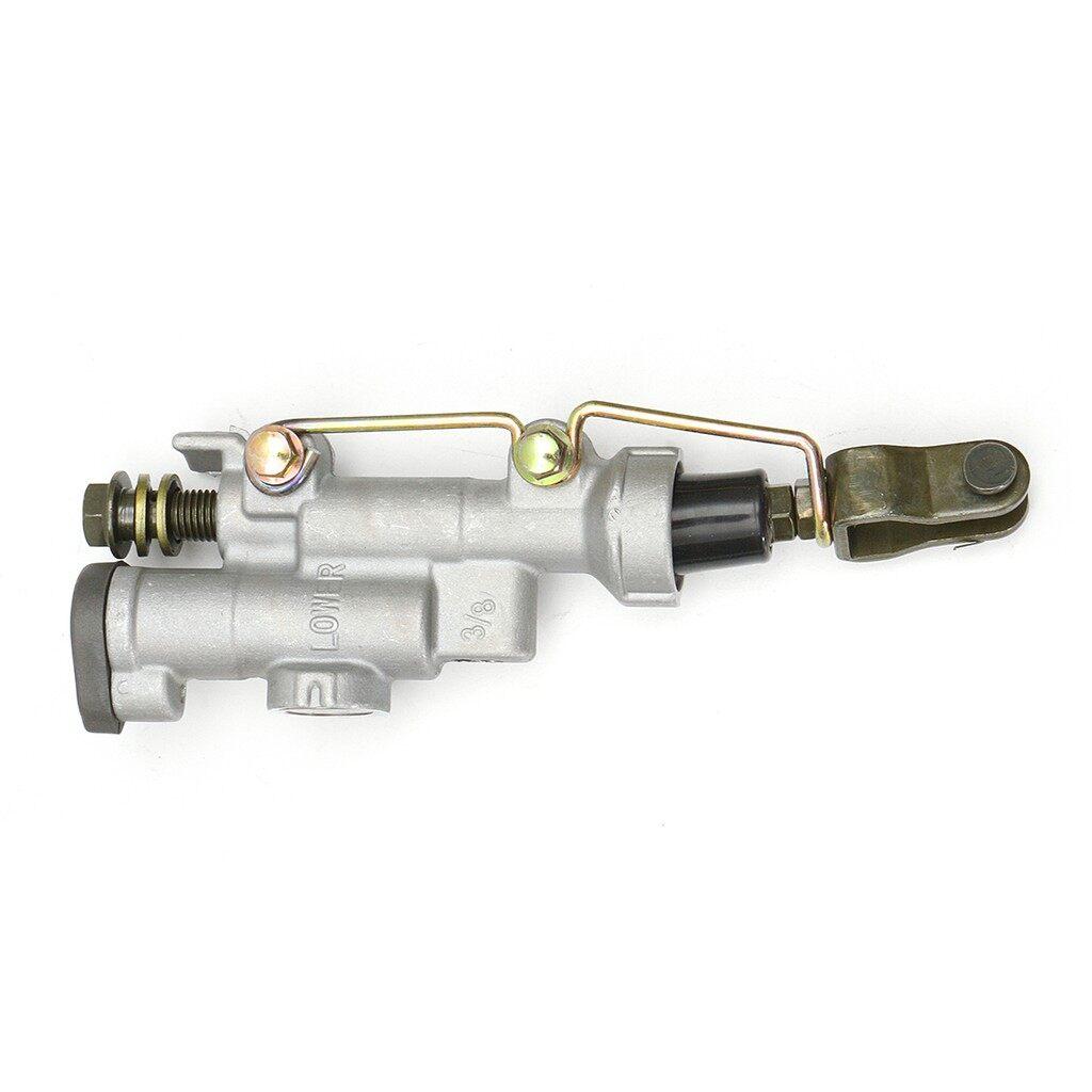 Brake Systems - Rear Brake Master Cylinder Aluminium For Honda CR 125R 250R 250X CRF 450R 450X - Car Replacement Parts