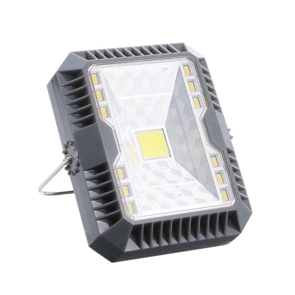 Outdoor Lighting - 5W PORTABLE Solar Camping Lantern Tent Light Flashlight USB Rechargable LED Solar Light Outdoor - #