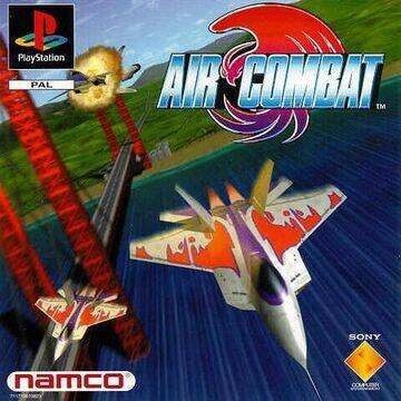 PS1 air combat PlayStation 1