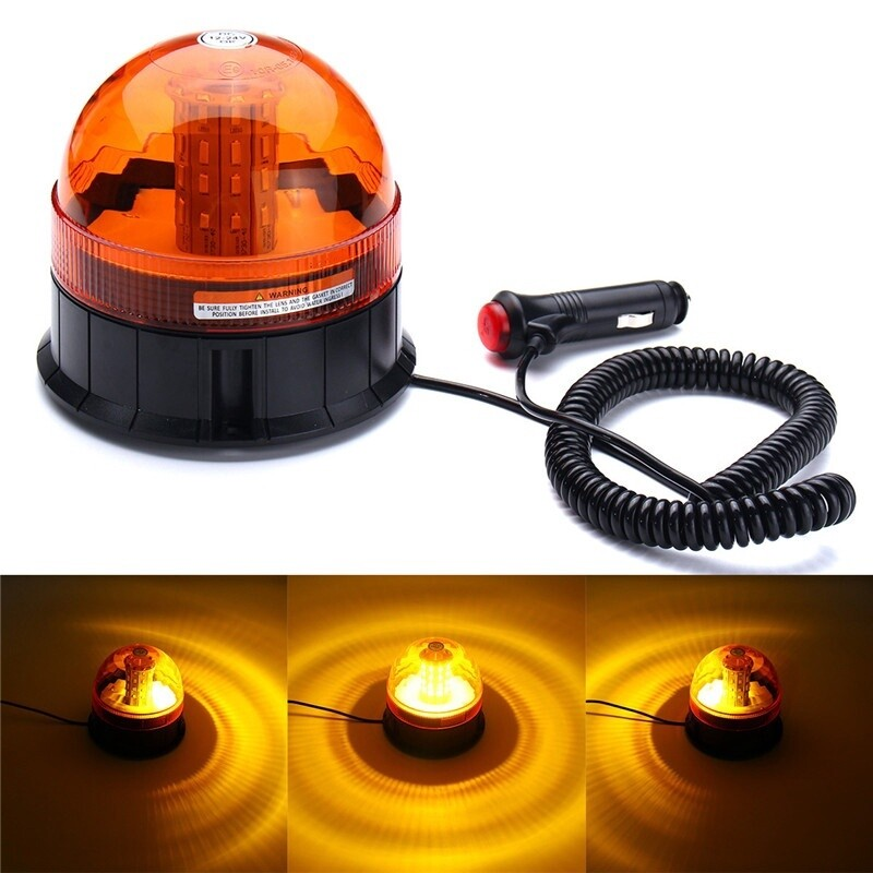 Car Lights - Flashing Warning Light 40 LED 5730 SMD Caution Emergency Light Car Truck - Replacement Parts