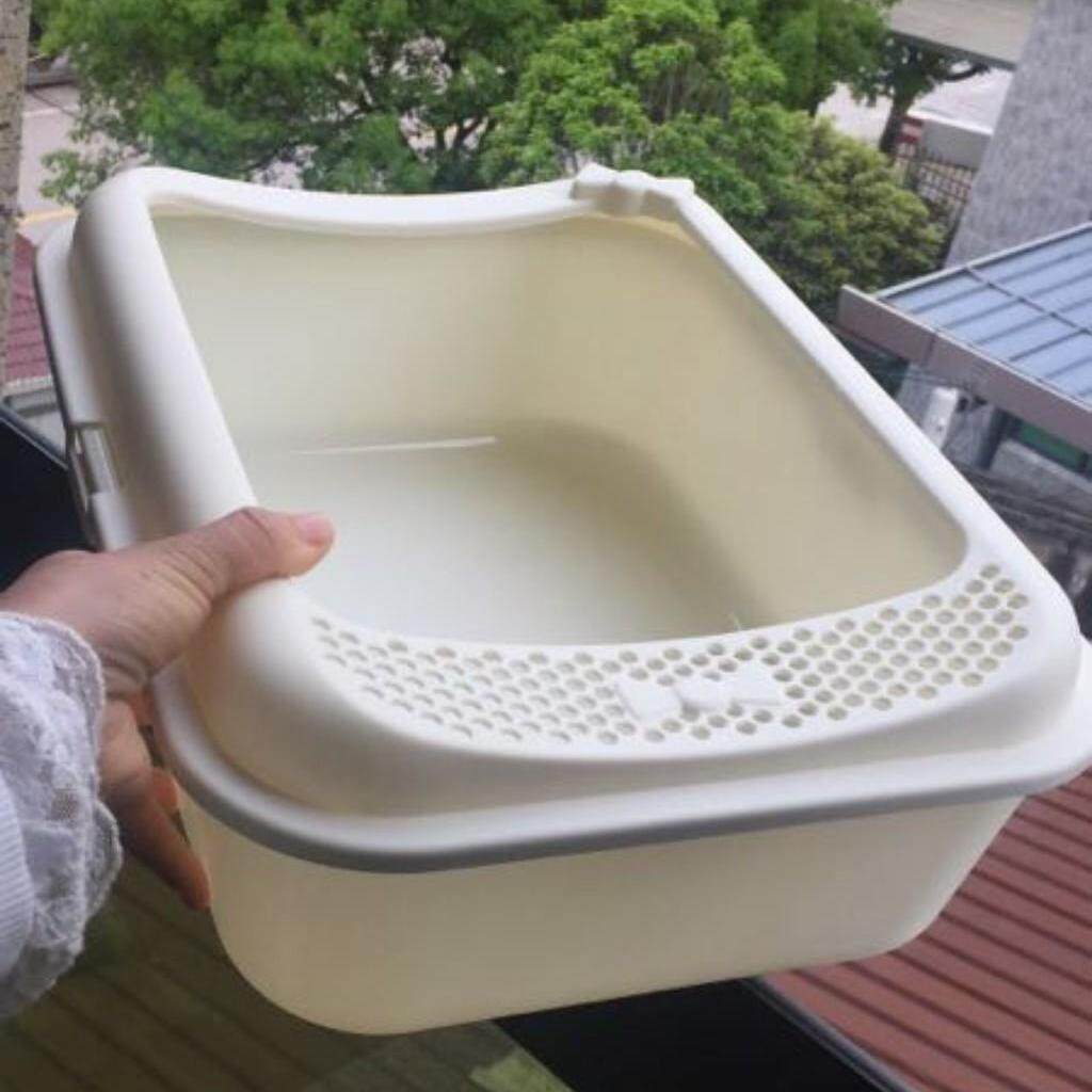 Smart Paws Cat Toilet with Guard (S / Free Scoop)