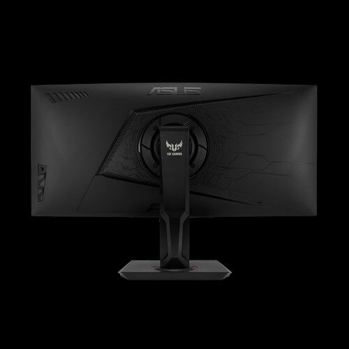 Asus TUF VG35VQ 35'' Curve Ultra-wide Screen Gaming Monitor, 3440 x 1440, 100Hz Refresh Rate, HDMI Port, Display Port