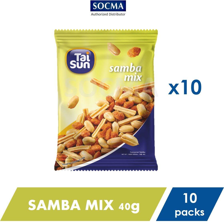 Tai Sun Sambal Mix - 40G [10]