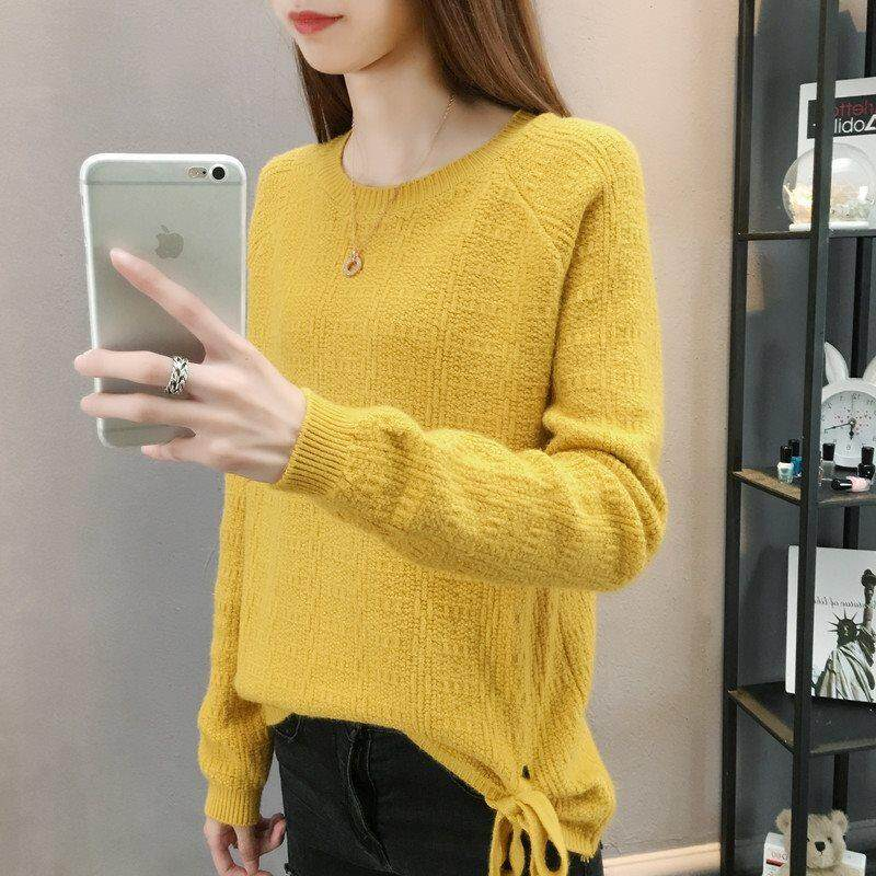 JYS Fashion Korean Style Women Knit Top Collection 512-9339