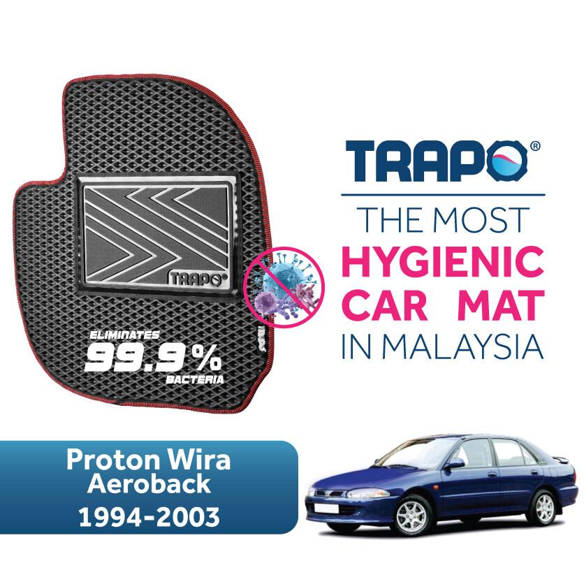 Trapo Car Mat Proton Wira Aeroback (1994 – 2003)