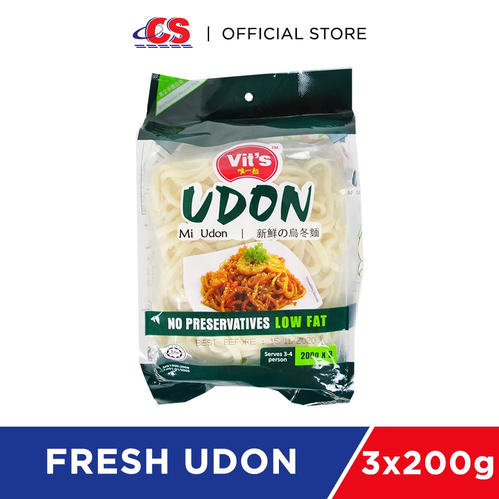 VIT'S Fresh Udon Noodles 600g