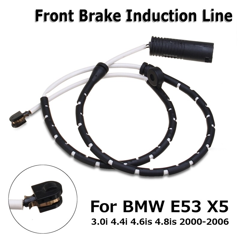 Moto Accessories - Front Brake Sensor For BMW 2000-2006 E53 X5 3.0i 4.4i 4.6is 4.8is 34351165579 - Motorcycles, Parts
