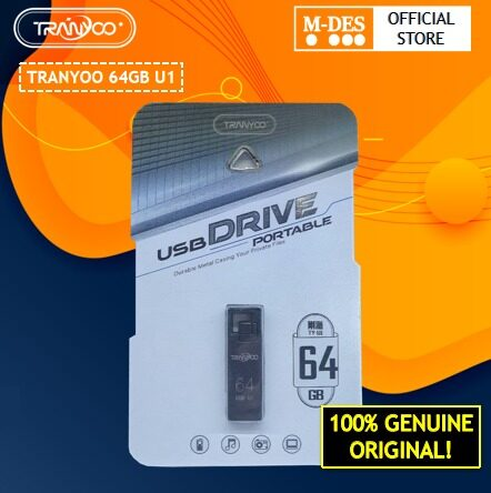 Tranyoo U1 64GB Pendrive Thumbdrive / USB Storage [ Warranty Lifetime ]