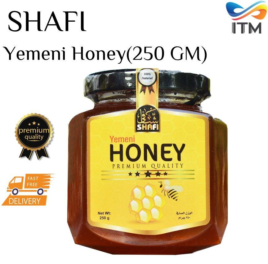 SHAFI YEMENI HONEY PREMIUM QUALITY (100 % NATURAL )-250 GM