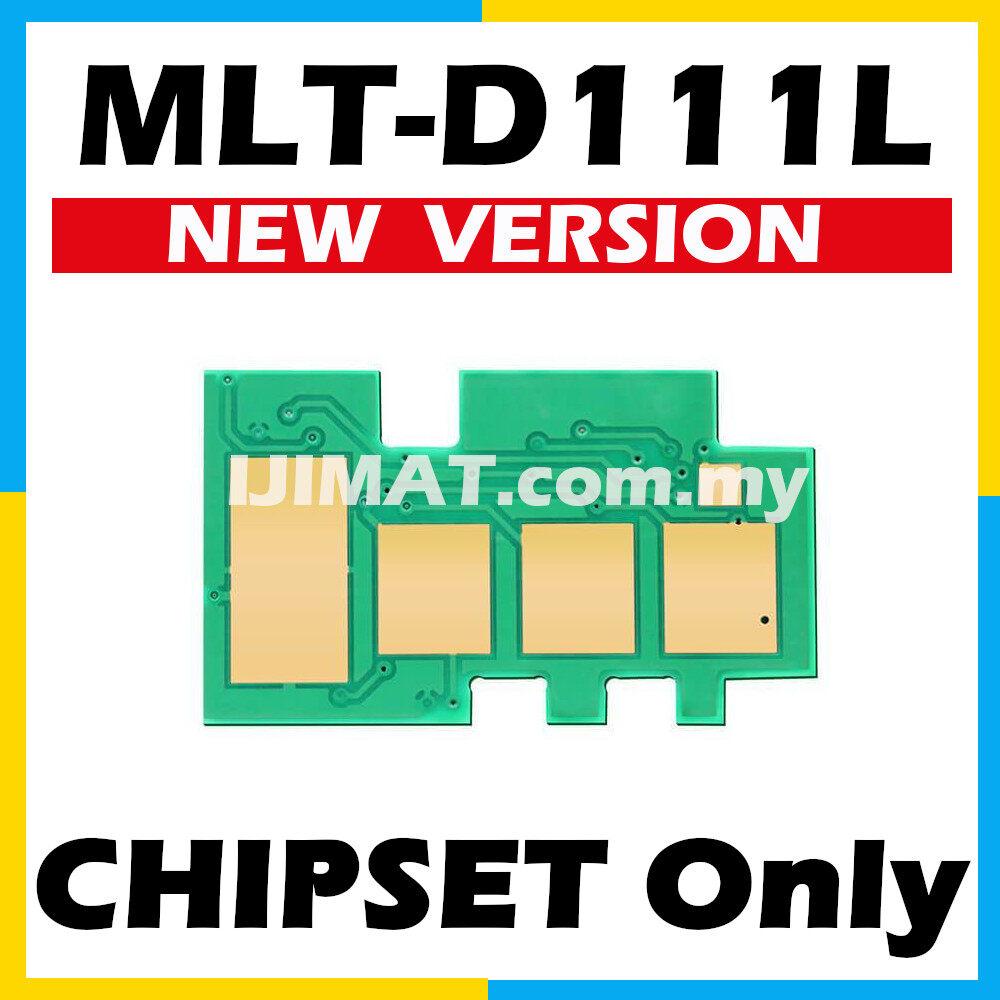 Upgrade New Version Chipset For MLT-D111L / MLTD111L Compatible In Samsung Xpress M2022 / M2022W / M2020 / M2021 / Xpress M2020W / M2021W / M2070 / M2071 / M2070W / M2071W / M2070F / M2071FH Printer Toner Cartridge