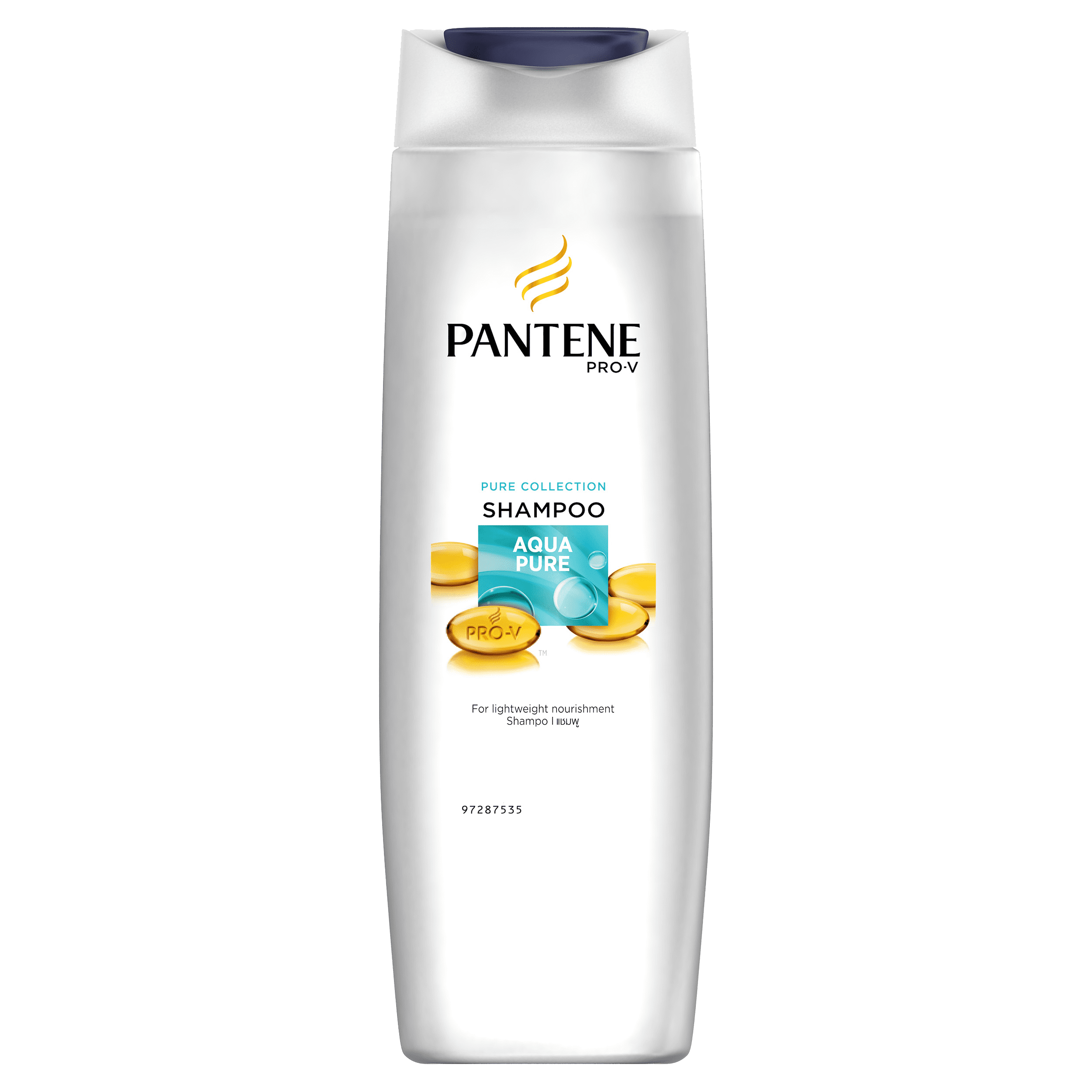 PANTENE Pro-V Pure Collection Shampoo 400ml - Aqua Pure