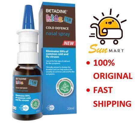 Betadine Kids Cold Defence Nasal Spray (20ml)