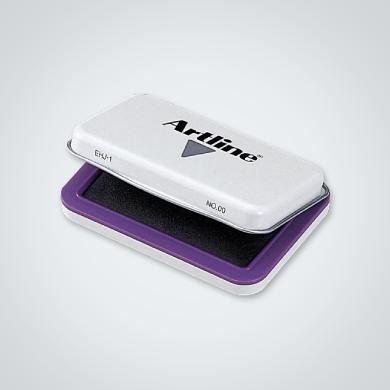 Artline Stamp Pad No.00 (40x63mm) - (EHJ-1) Purple