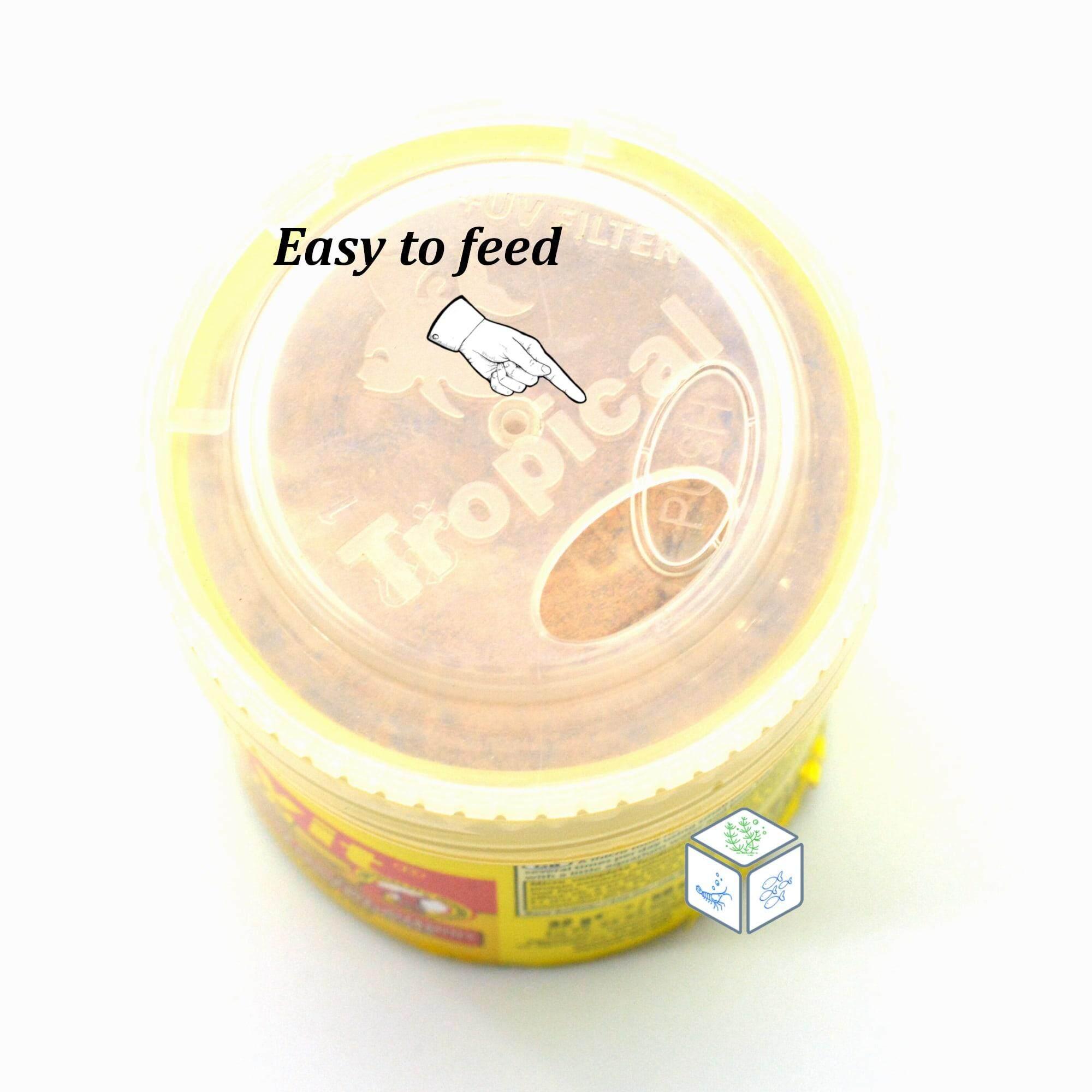 Tropical Mikrovit Hi-Protein 50ml (32g) Baby Fish Food