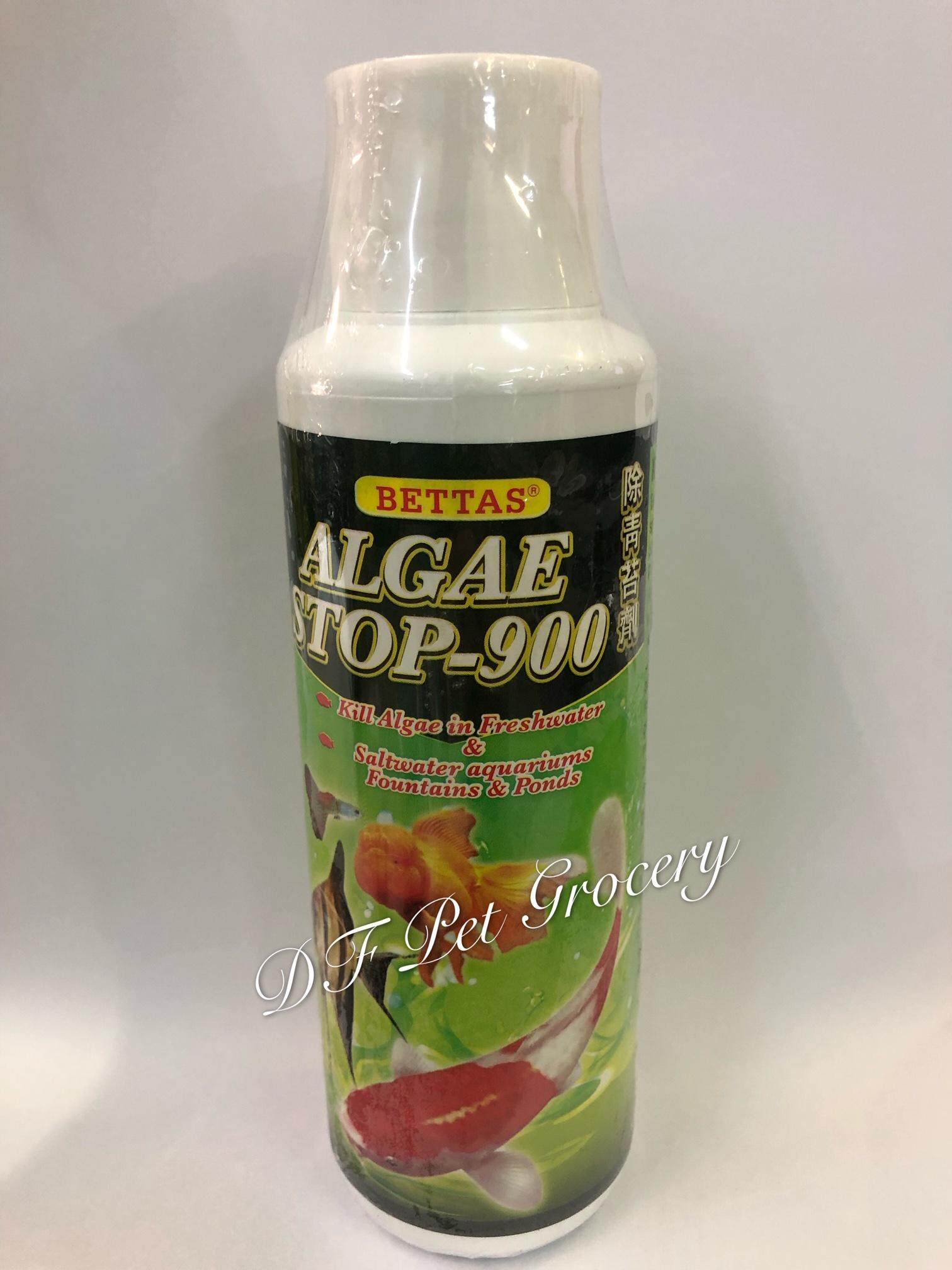 BETTAS Algae Stop-900 除青苔剂 200ml - For Fish