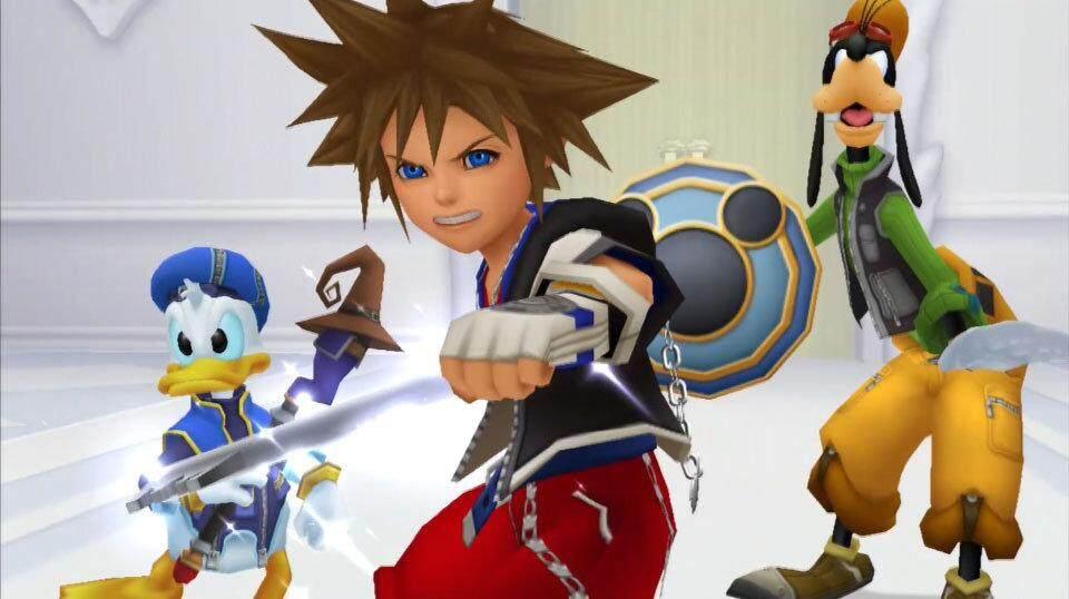 (PS4) Kingdom Hearts - The Story So Far (R2/ENG)