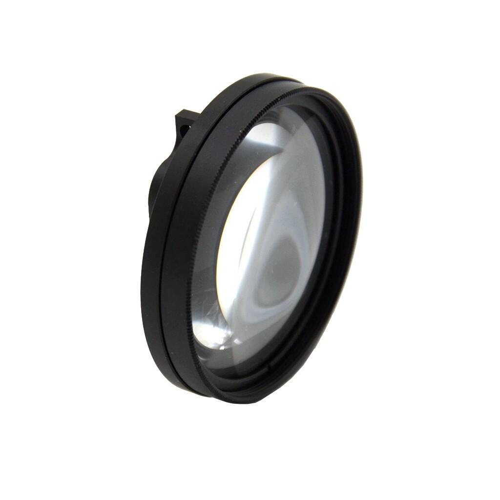 Camera Accessories - Macro Close Up Lens for GoPro Hero 5 Hero 6 Magnification Action Camera Mount - Cameras & Drones