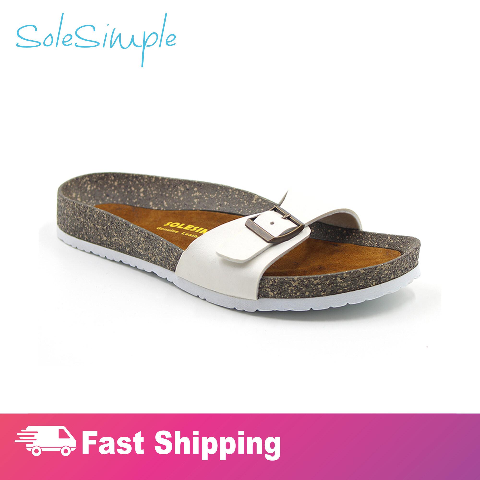 SoleSimple Lyon - White / Sandal