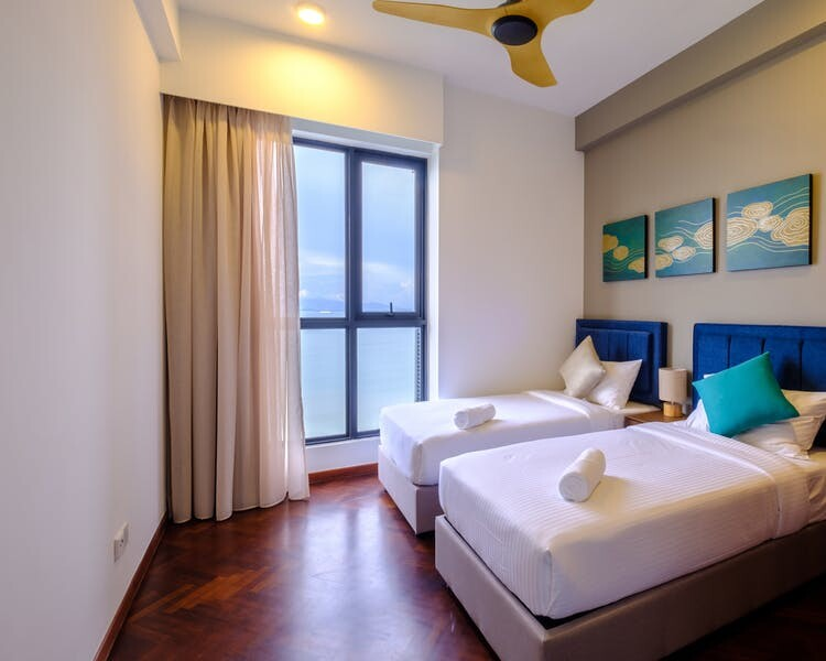 [Hotel Stay/Package] 2D1N Tanjung Point Residences Hotel (Penang)