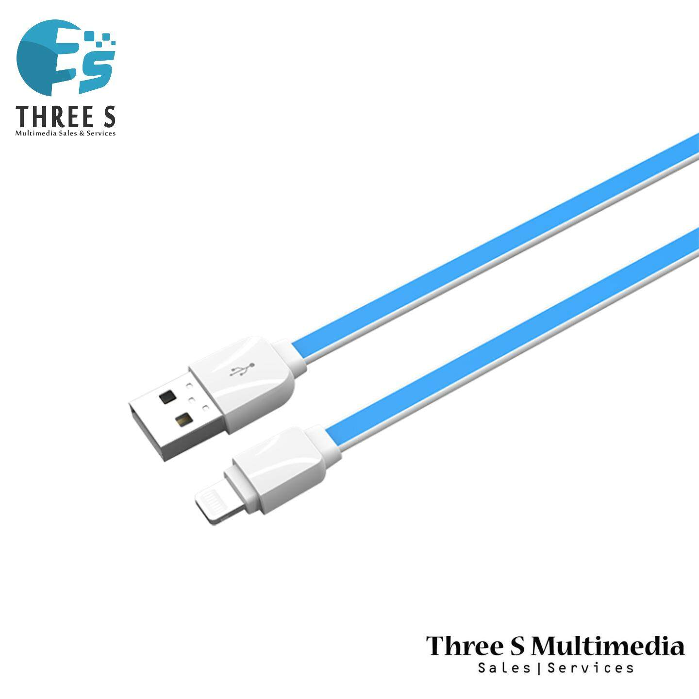 LDNIO Charging & Data Cable Fast USB Type C/Andriod/Iphone