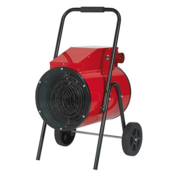 (Pre-order) Sealey Industrial Fan Heater 15kW 415V 3ph Model: EH15001